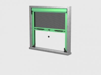 συστήματα αλουμινίου & pvc γκλαβάς - σήτες