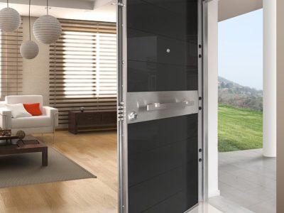 συστήματα αλουμινίου & pvc γκλαβάς - doors