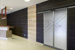 Αυτόματες Πόρτες glavas aluminium pvc systems
