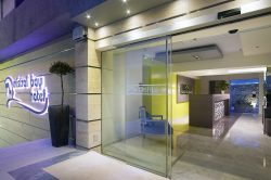 Αυτόματη Πόρτα Zeno Slim glavas aluminium pvc systems