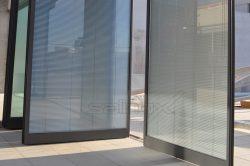 Γυάλινες Πτυσσόμενες Πόρτες F4 glavas aluminium pvc systems