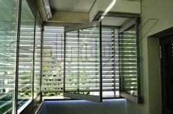 Γυάλινες Πτυσσόμενες Πόρτες F4 Elite glavas aluminium pvc systems