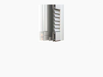 συστήματα αλουμινίου & pvc γκλαβάς - ανοιγόμενα πατζούρια