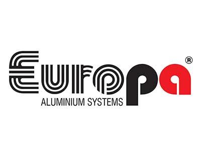 συστήματα αλουμινίου & pvc γκλαβάς - europa