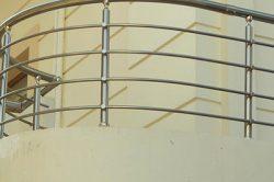 Κάγκελα με Μπάρες glavas aluminium pvc systems