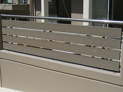 συστήματα αλουμινίου & pvc γκλαβάς - fencing