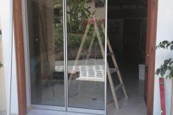 Αυτόματη Πόρτα Label Evo glavas aluminium pvc systems